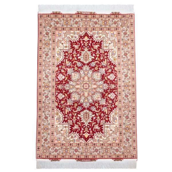 فرش دستباف ذرع و نیم سی پرشیا کد 172045