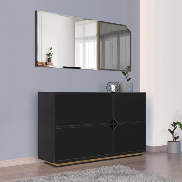 آینه و کنسول سایان هوم مدل D&G 021