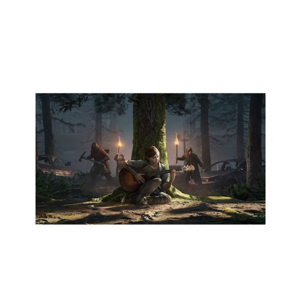 ماوس پد مخصوص بازی طرح Last Of Us مدل 111233