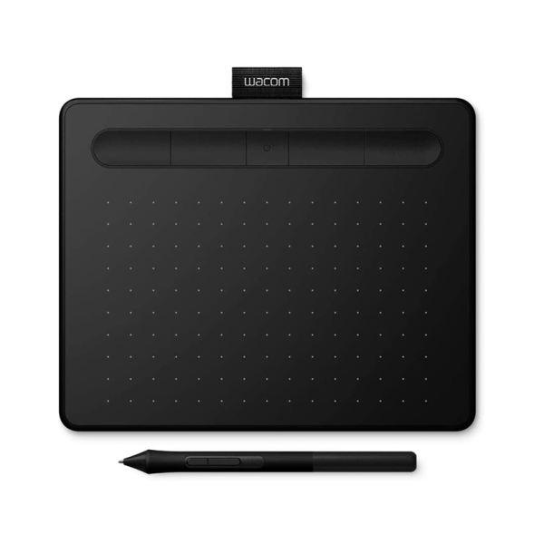 تبلت گرافیکی وکام مدل Intuos S CTL-4100WL به همراه قلم نوری