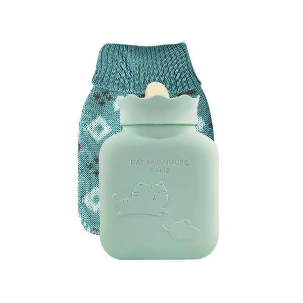 کیسه آب گرم کودک ریمکس مدل RL-WM06 به همراه روکش