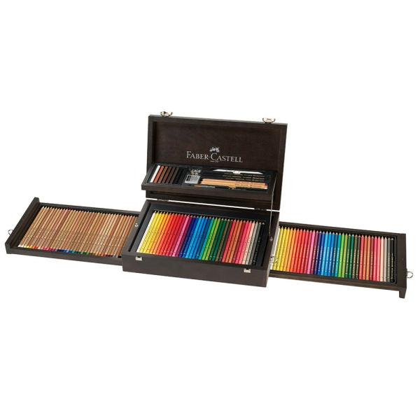 مداد رنگی 108 رنگ فابر کاستل مدل Art کد 53591