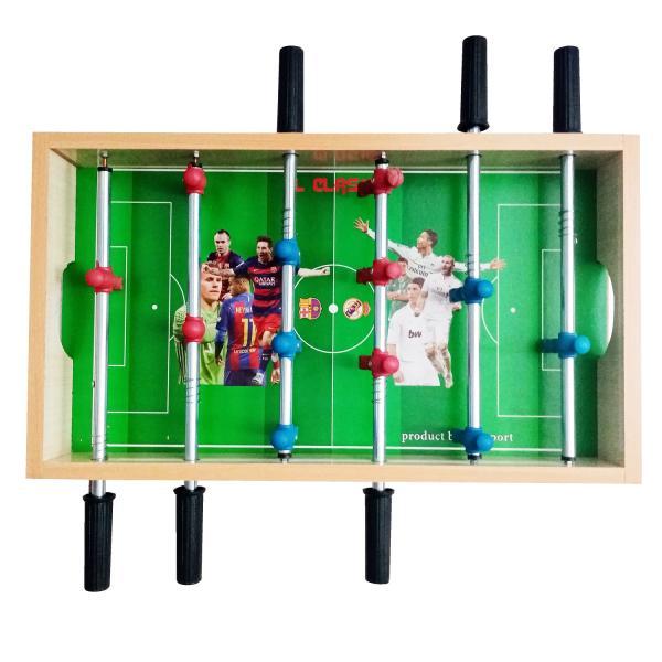 فوتبال دستی مدل چوبیکد DBS_10627