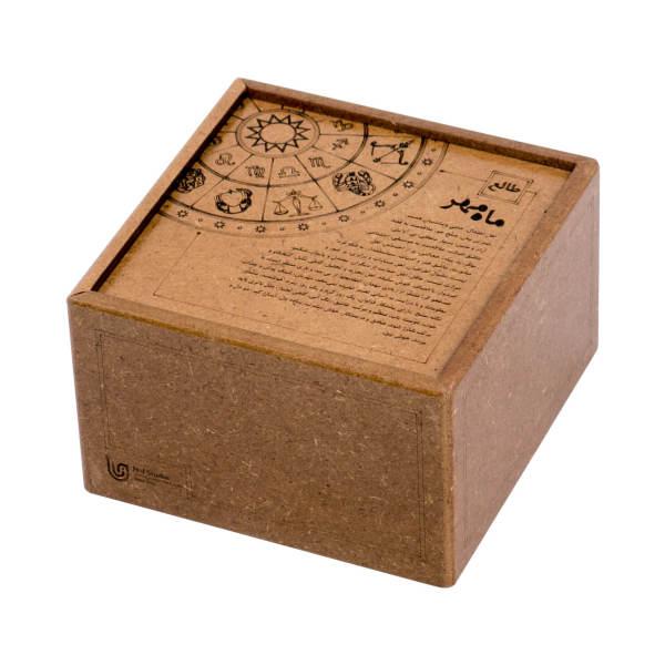 جعبه هدیه حال مدل طالع ماه مهر