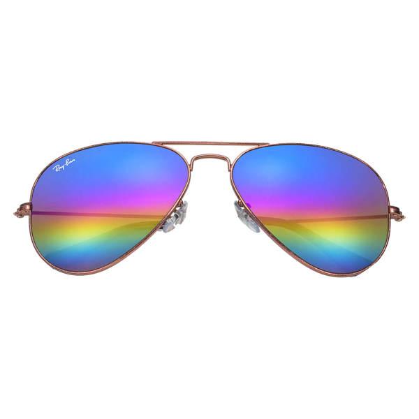 عینک آفتابی ری بن مدل 3025S 9019C2 58