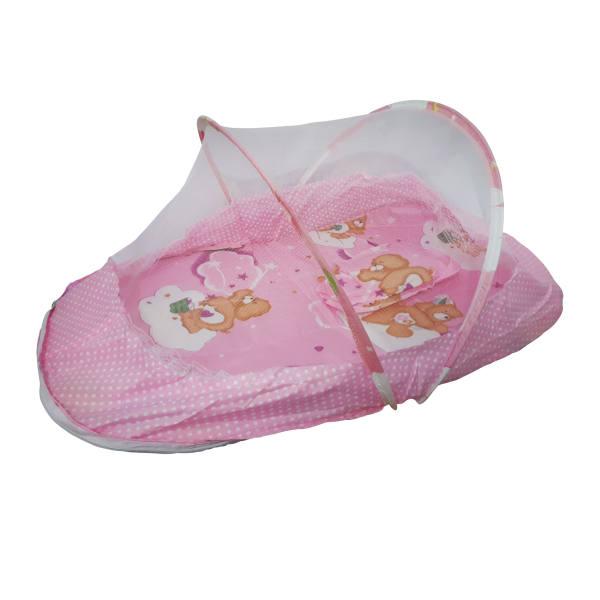 پشه بند کودک هپی بی بی طرح خرس کد 20123