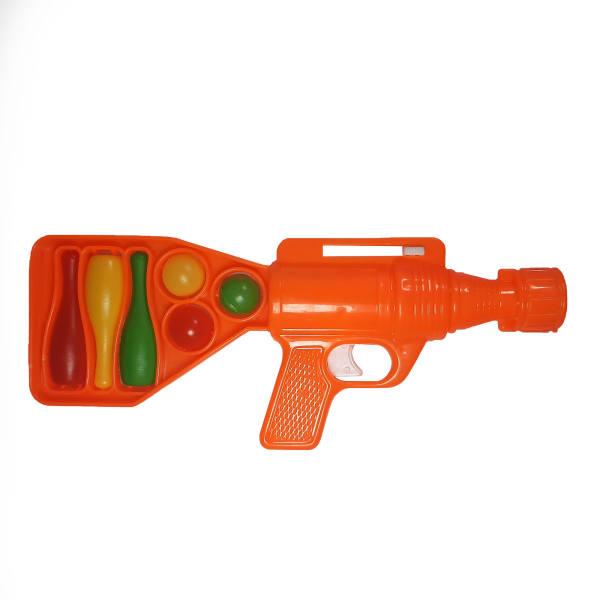تفنگ بازی مدل توپی