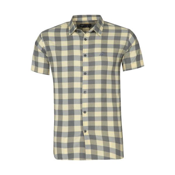پیراهن آستین کوتاه مردانه پیکی پوش مدل M02452