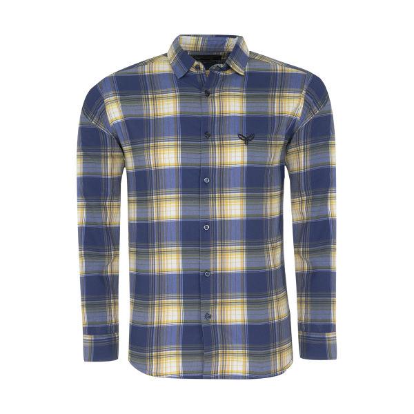 پیراهن آستین بلند مردانه پیکی پوش مدل M02500