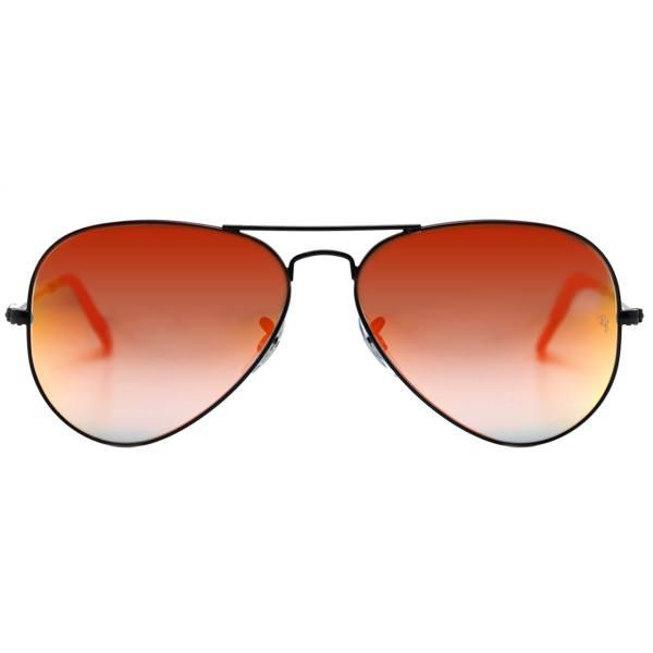 عینک آفتابی ری بن سری Aviator مدل 3025-002-4W