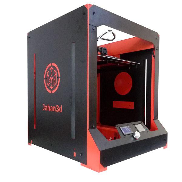 پرینتر سه بعدی جهان 3d مدل jp7 پلاس