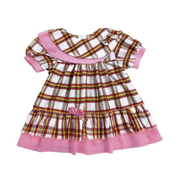 پیراهن دخترانه کد DC3