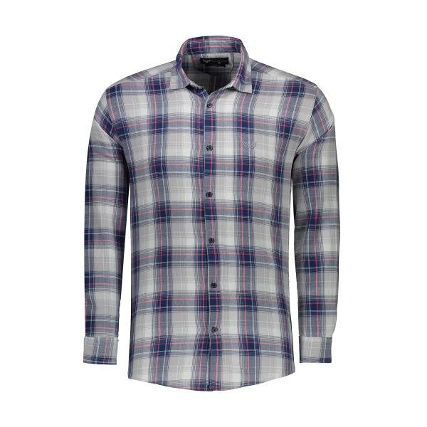 پیراهن آستین بلند مردانه پیکی پوش مدل M02516