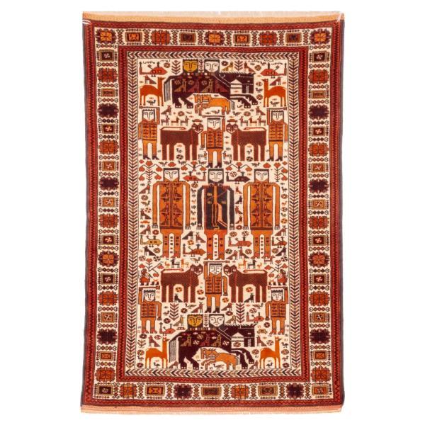 فرش دستباف دو متری سی پرشیا کد 141095