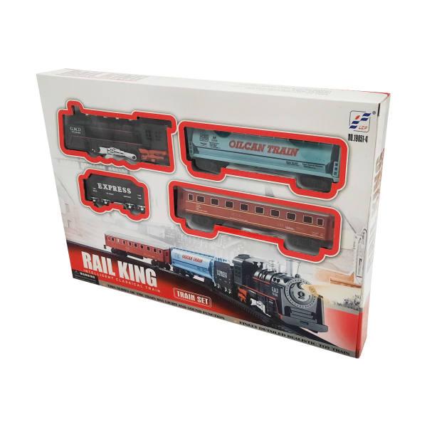 قطار بازی ریل کینگکد 190