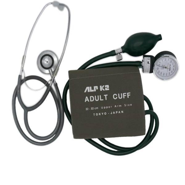 دستگاه فشار سنج آلپیکادو مدل 02