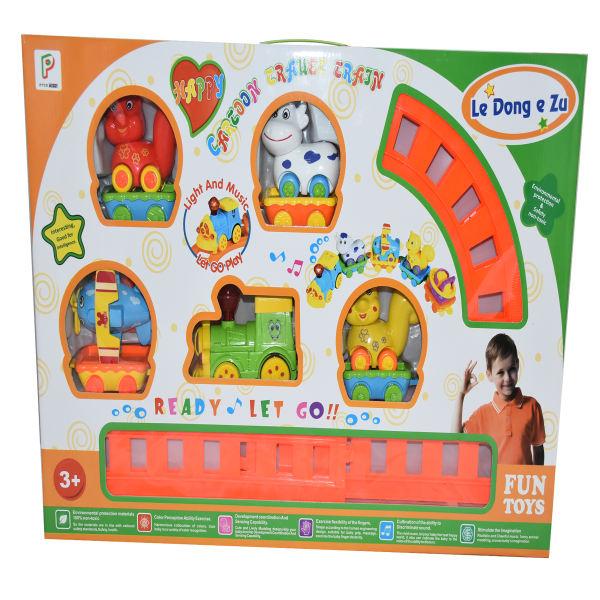 قطار بازی مدل 003