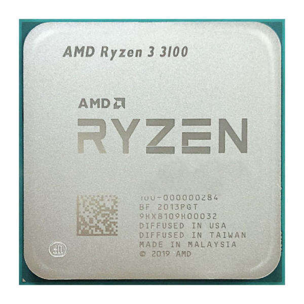 پردازنده مرکزی ای ام دی سری FX مدل Ryzen 3 3100