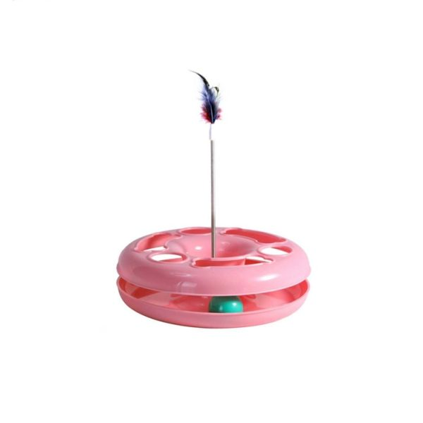 اسباب بازی گربه مدل Rotation