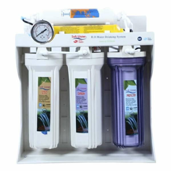 دستگاه تصفیه کننده آب سافت واتر مدل RO_2525