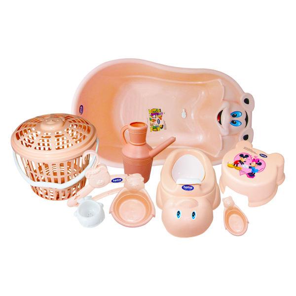 ست وان حمام کودک تاتیا مدل E8