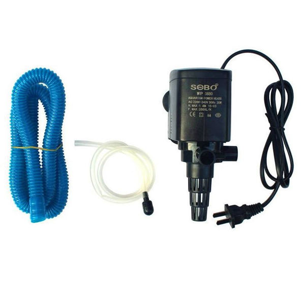 فیلتر تصفیه آب آکواریوم سوبو مدل WP-3880 کد 2924082