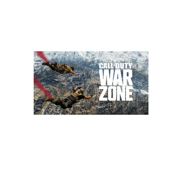 ماوس پد مخصوص بازی مدل COD Warzone Jump