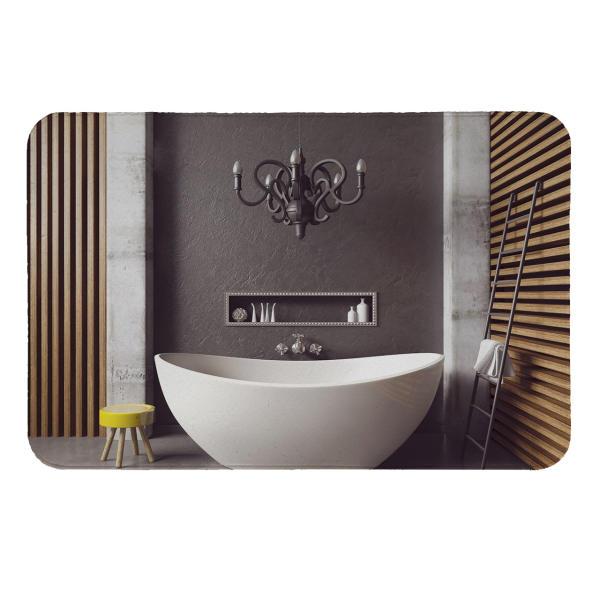 پادری طرح حمام کد 5804 سایز 110 × 80 سانتیمتر