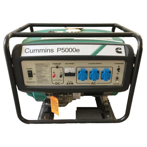 موتور برق کامینز مدل P5000e