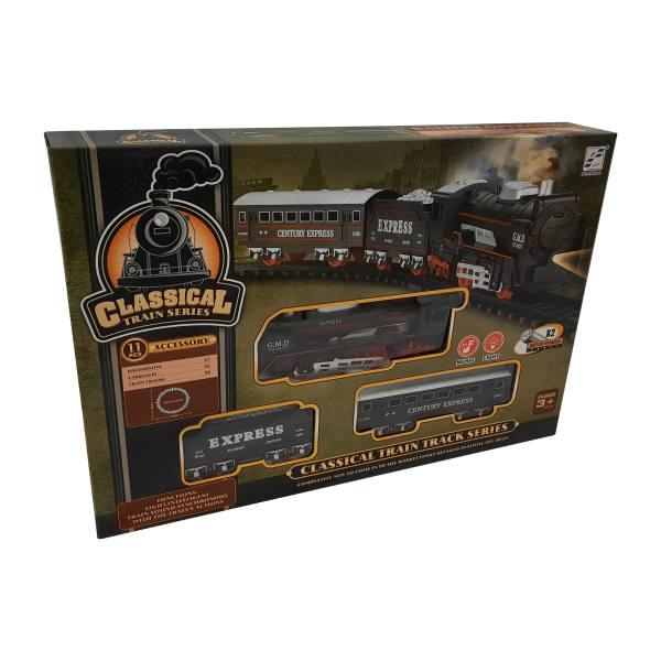 قطار بازی مدل CLASSICAL TRAIN SERIES کد 190