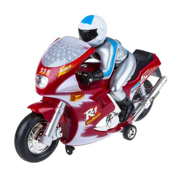 موتور بازی مدل Powerful Auto Bike