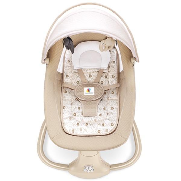 گهواره برقی نوزاد ماستلا مدل 8108