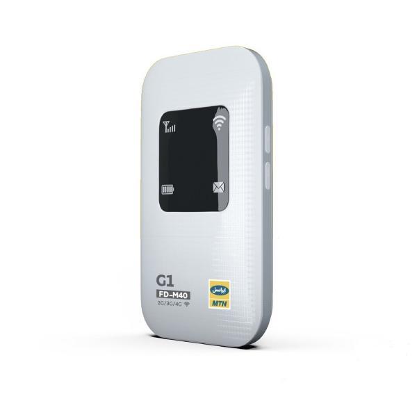 مودم 4G/LTE قابل حمل ایرانسل مدل m40 g1