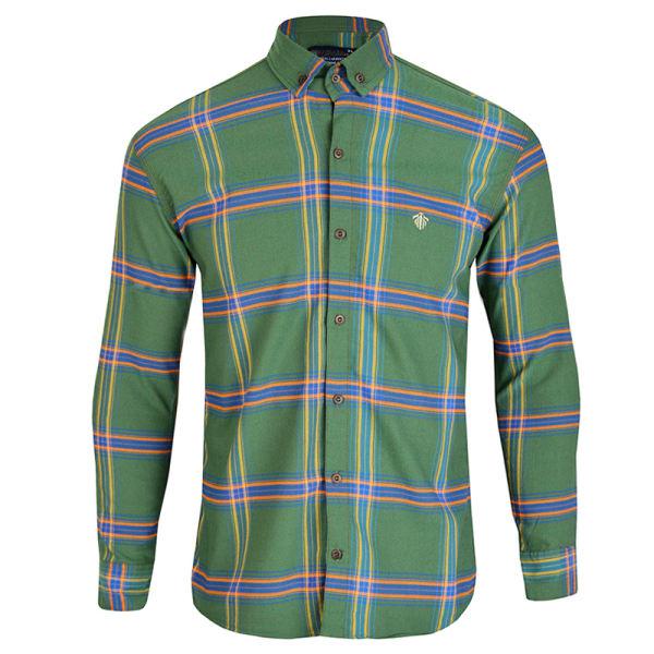 پیراهن آستین بلند مردانه مدل BMBT1068