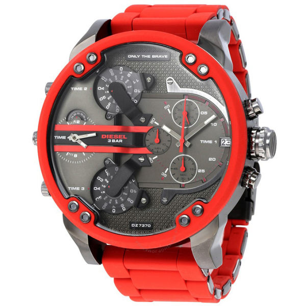 ساعت مچی عقربهای مردانه دیزل مدل DZ7370