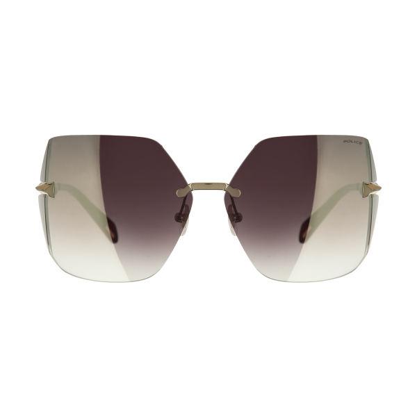عینک آفتابی زنانه پلیس مدل SPLA19M 8FFG