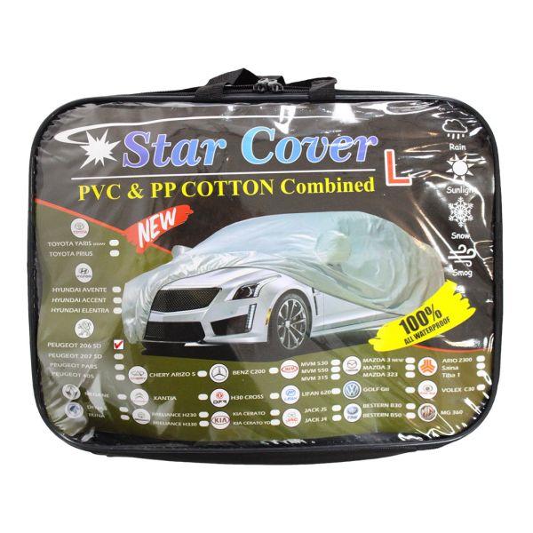 روکش خودرو استار کاور مدل SC-55 مناسب برای پژو 206 SD