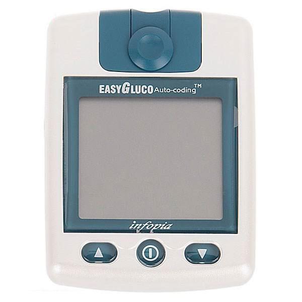 دستگاه تست قند خون اینفوپیا مدل IGM-0002A