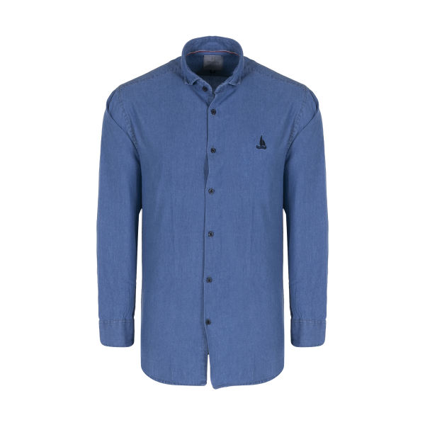 پیراهن آستین بلند مردانه مدل JS-MS460024