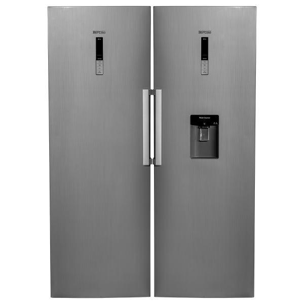 یخچال و فریزر دوقلو برتینو مدل X5