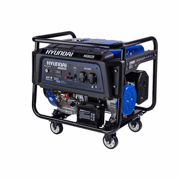 موتور برق بنزینی هیوندای مدل HG8525