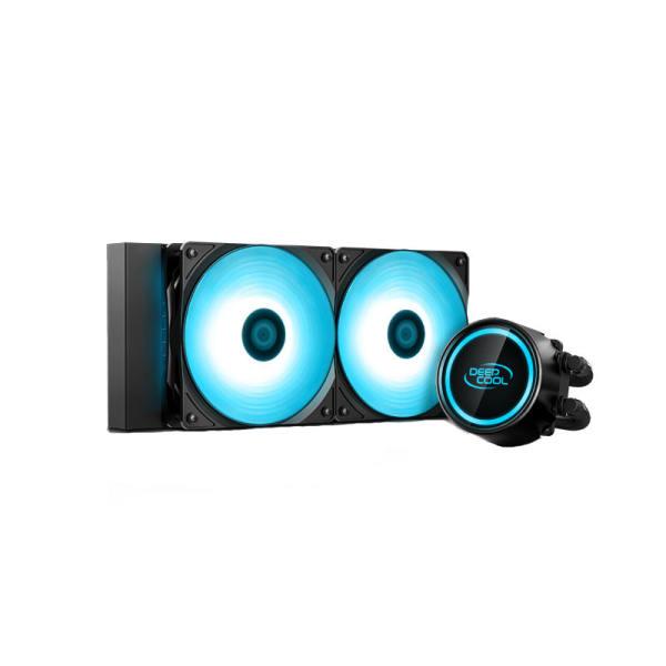 سیستم خنک کننده آبی دیپ کول مدل Castle 240 RGB V2