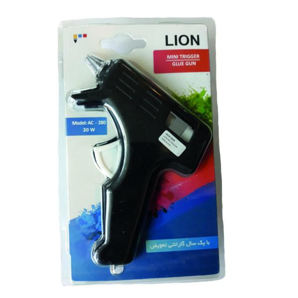 دستگاه چسب تفنگی حرارتی لاین مدل AC280