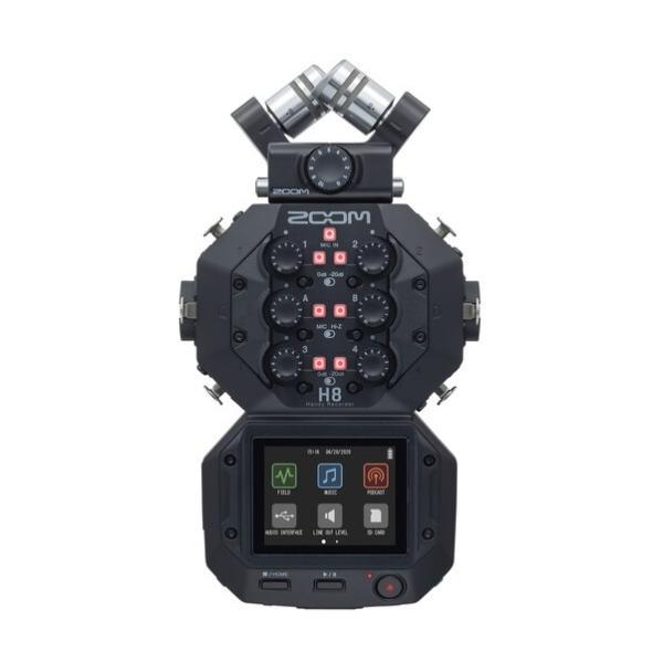 ضبط کننده صدا زوم مدل H8