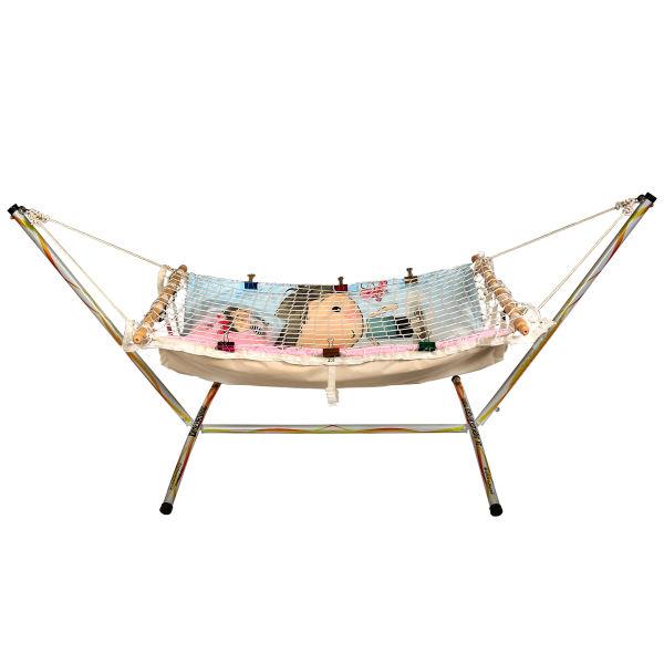 گهواره سنتی نوزاد مدلننو