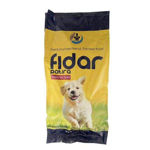 غذای خشک توله سگ نژاد بزرگ فیدار پاتیرا مدل max بسته 8 کیلویی
