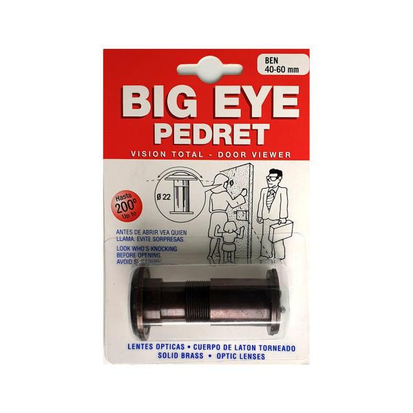 چشمی درب پِدرِت مدل DT200-D