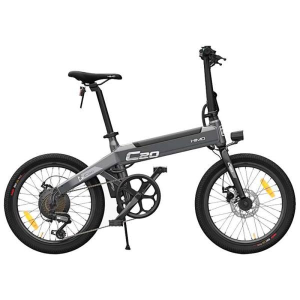 دوچرخه برقی مدل HIMO C20 SUN3487 سایز 20