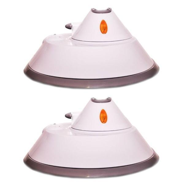 دستگاه بخور گرم ثانی مدل GER مجموعه 2 عددی