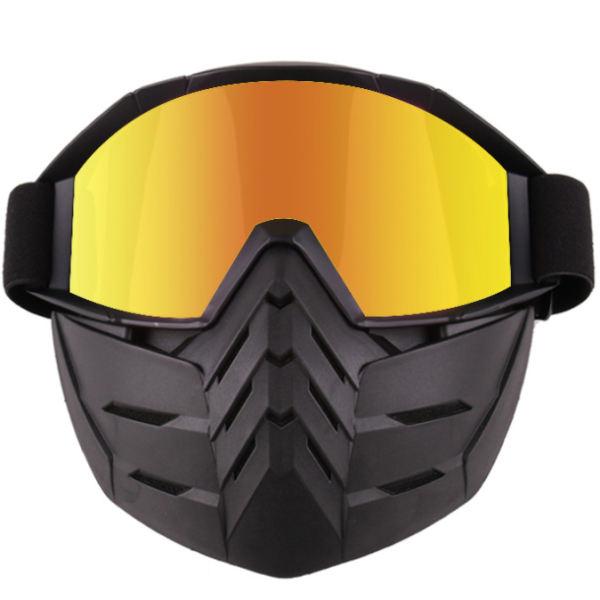 عینک موتور سواری هارمن مدل Goggles-011